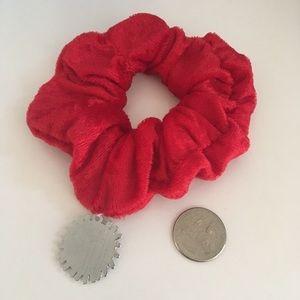 handmade Accessories - ❌SOLD❌ Totoro Soot Sprite Charm Scrunchie